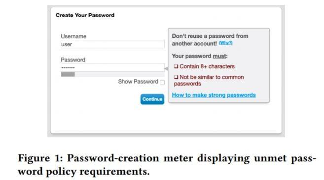 password-meter