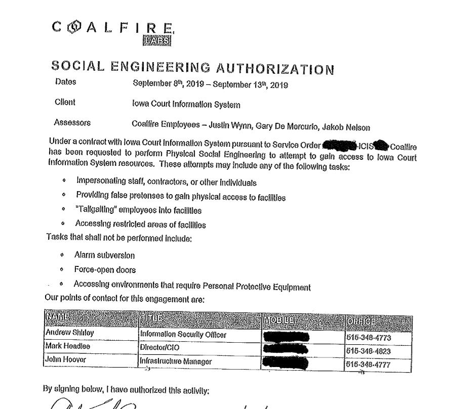 pentest-scope-document