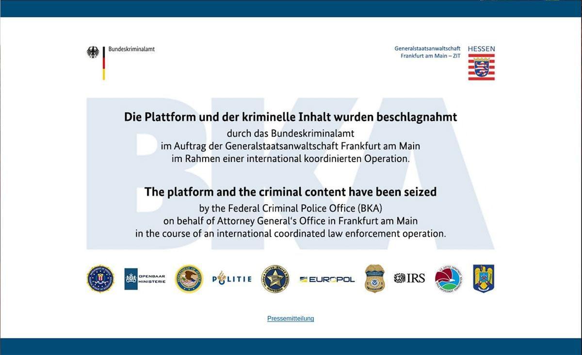 darknet-page-seized